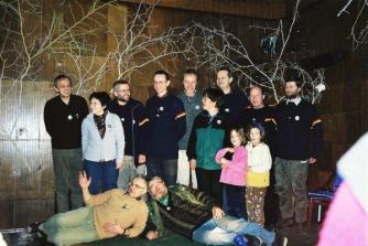 Wigilia Kołowa w Trzebieszowicach 2002