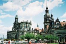 Wyjazd krajoznawczy do Saksonii 2003