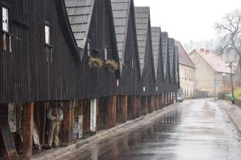 Domki Tkaczy w Chełmsku Śląskim